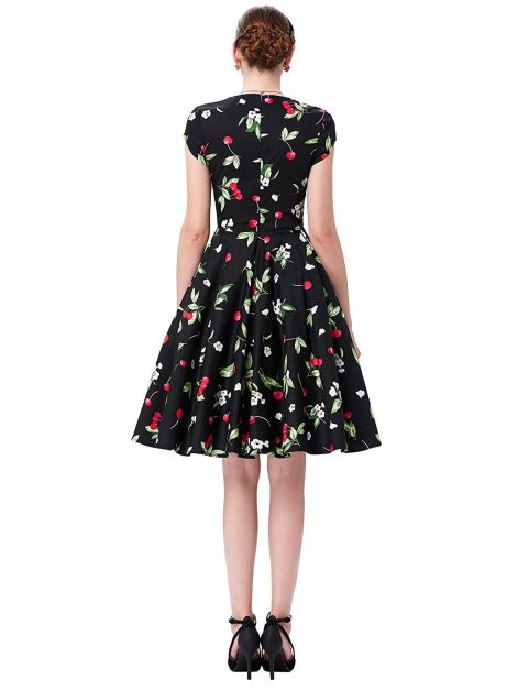 sweetheart-cherry-swing-dress-back