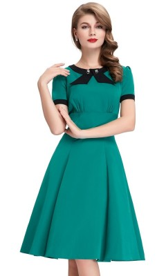 Annie green pilgrim dress