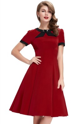 Annie-red-pilgrim-dress