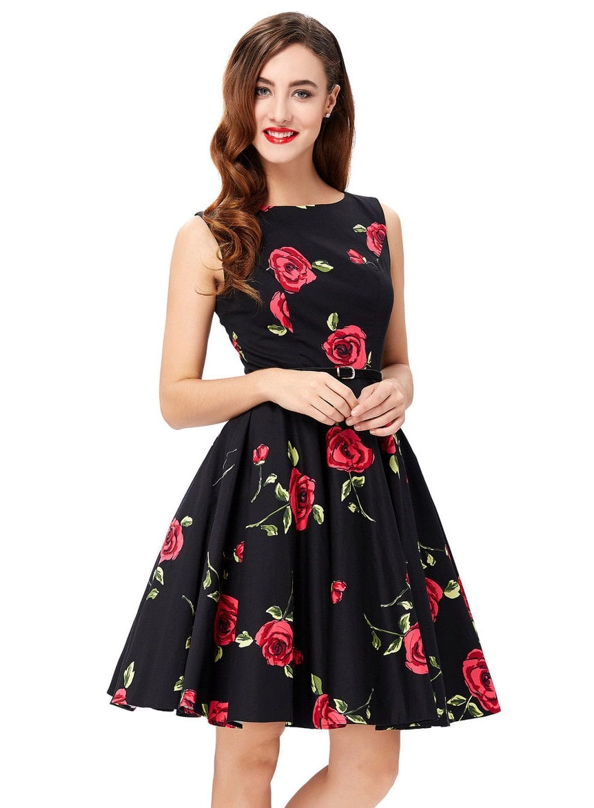 Olivia Rose Tea Dress