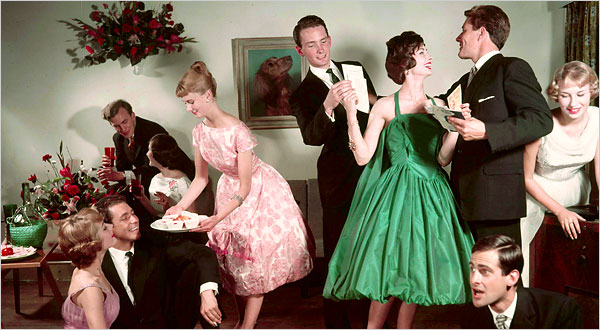 How To Throw A 1950s Style Cocktail Party