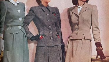 The 30 Years That Completely Transformed Women's Fashion: Part 1, The 1940s