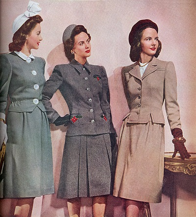 Vintage Montgomery Ward spring 1943 catalogue