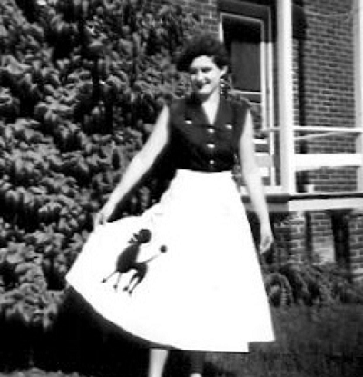 Womens Fashion Transformation Continued The 1950s