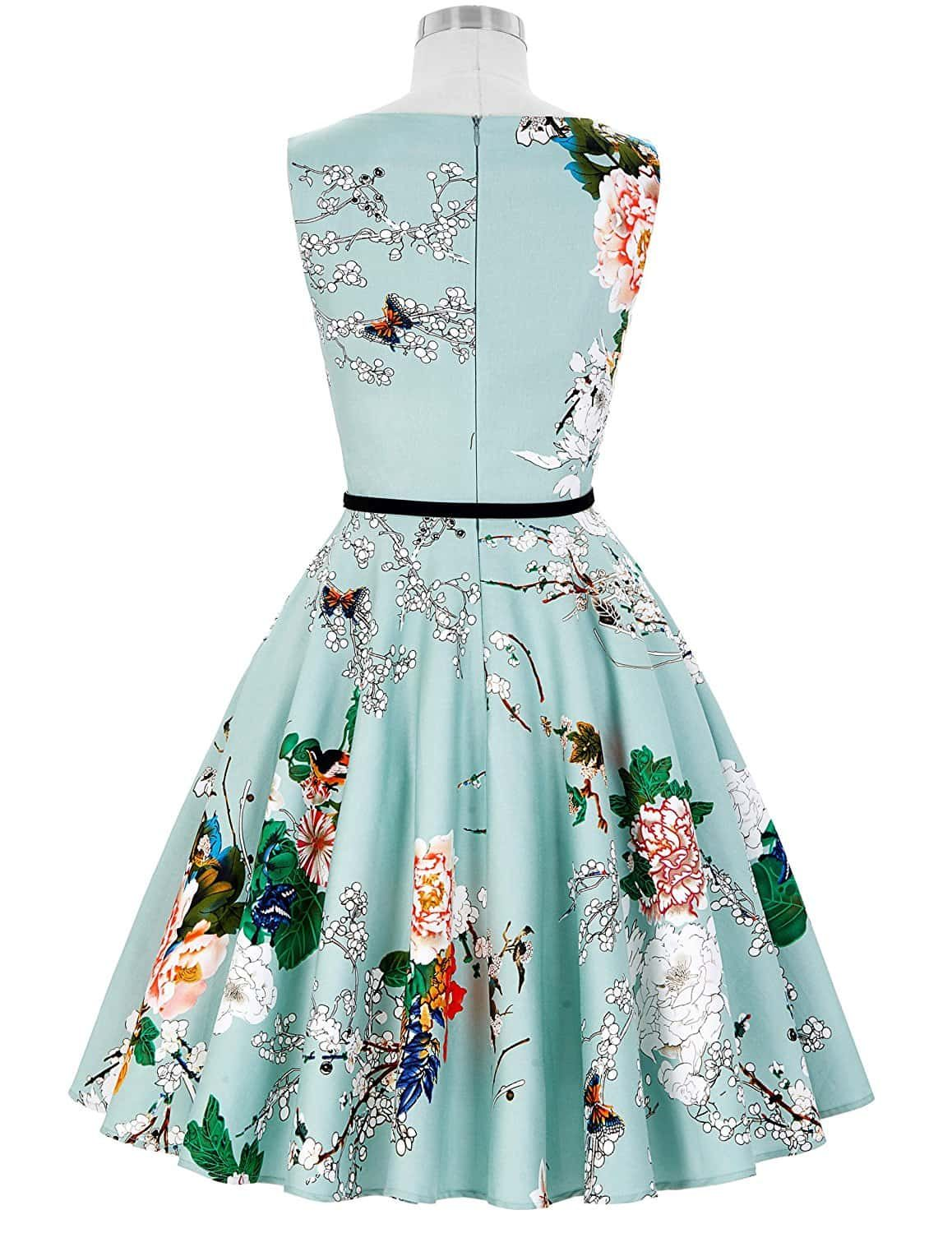 arabella-vintage-tea-dress-back