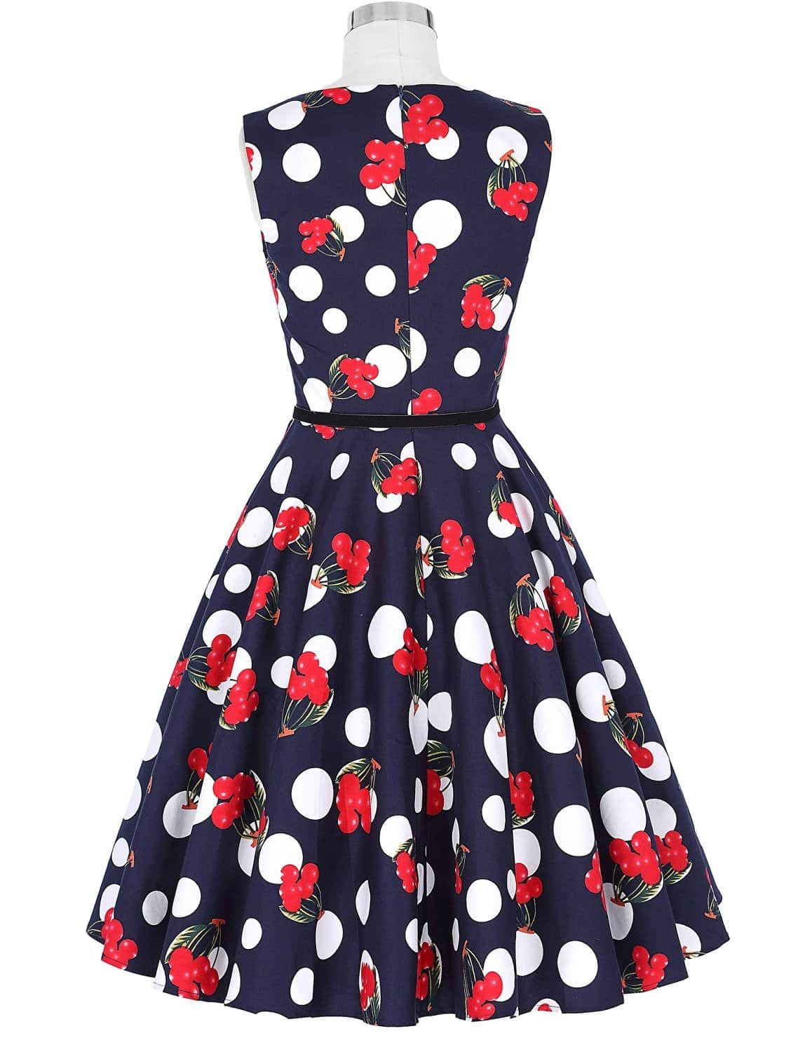 cherry-bubble-retro-dress-back