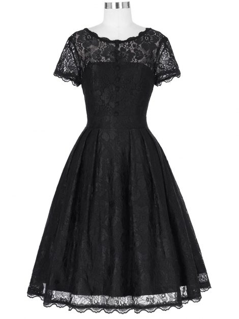 margot-black-lace-vintage-dress