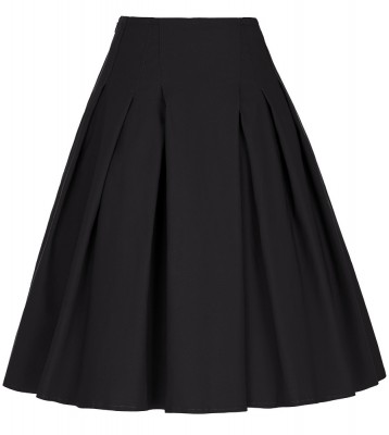pretty-in-pleats-black-retro-skirt
