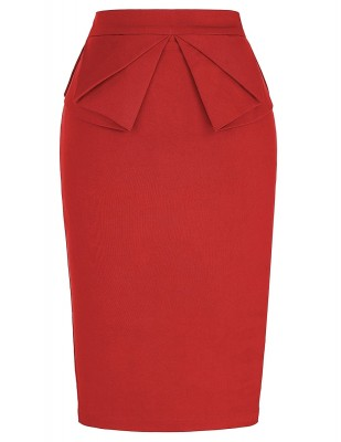 the-vintage-flirt-red-pencil-skirt