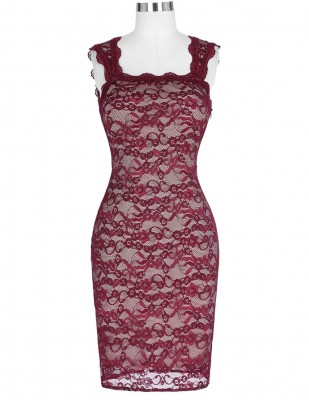 foxy-lace-burgundy-vintage-dress