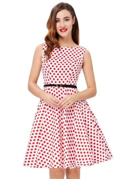 the-classic-red-and-white-polka-dot-dress