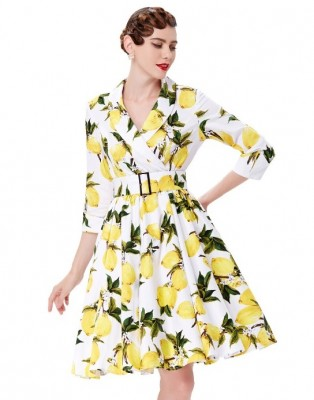 lemonade-wrap-retro-dress