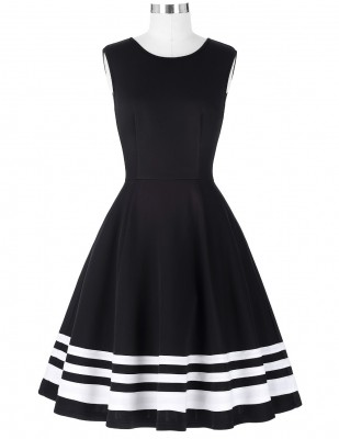 monica-black-vintage-dress