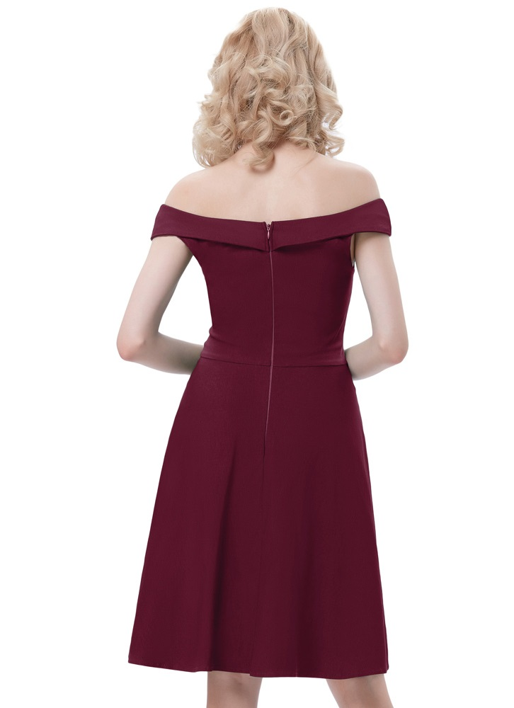 dolly-burgundy-vintage-dress-back