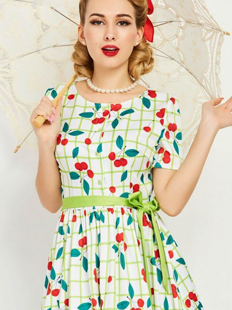 carmen-mint-checkered-vintage-dress