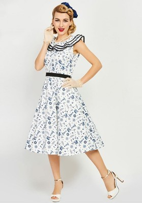 celeste-sailor-print-retro-dress