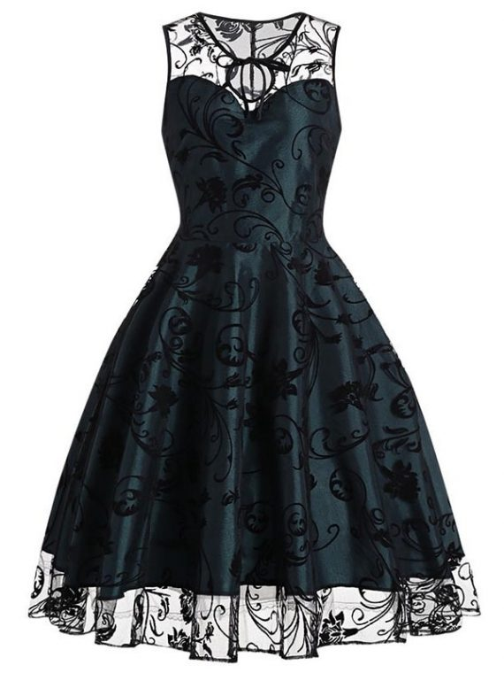 emerald-dreams-retro-evening-dress