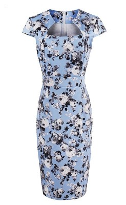 sammy-blue-floral-50s-pencil-dress