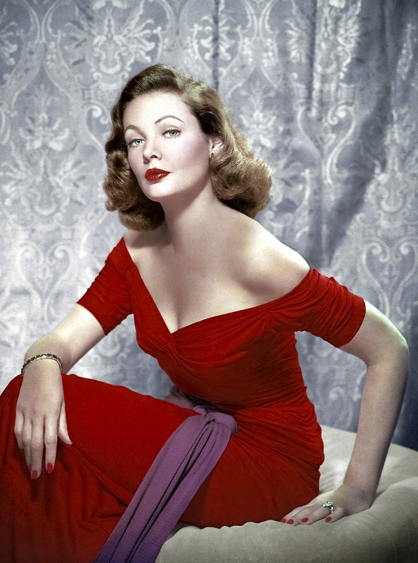 gene-tierney-in-off-the-shoulder-dress