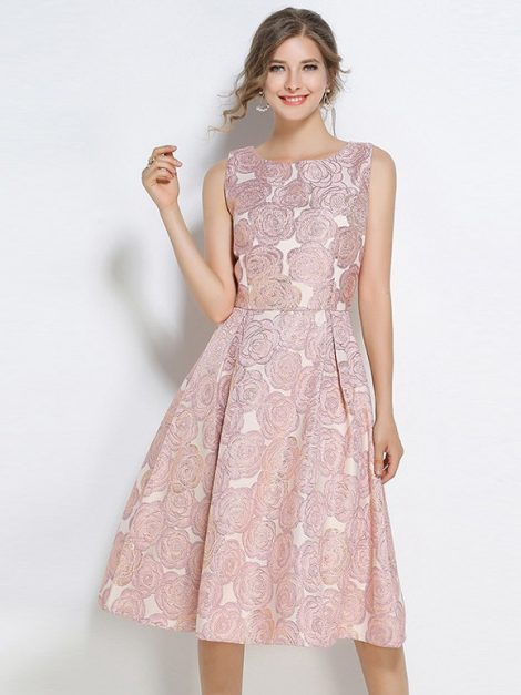 anita-pink-embroidered-vintage-style-dress