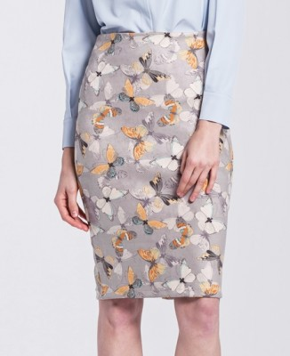 butterfly-retro-style-pencil-skirt
