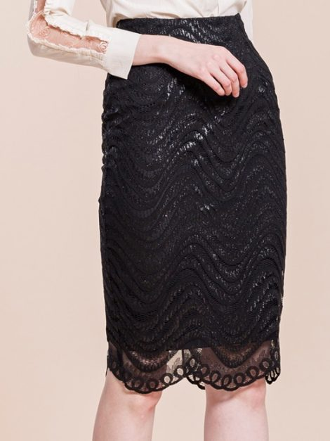 lucy-black-lace-vintage-pencil-skirt