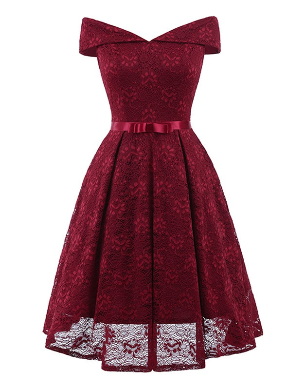 victoria-off-the-shoulder-burgundy-lace-vintage-dress