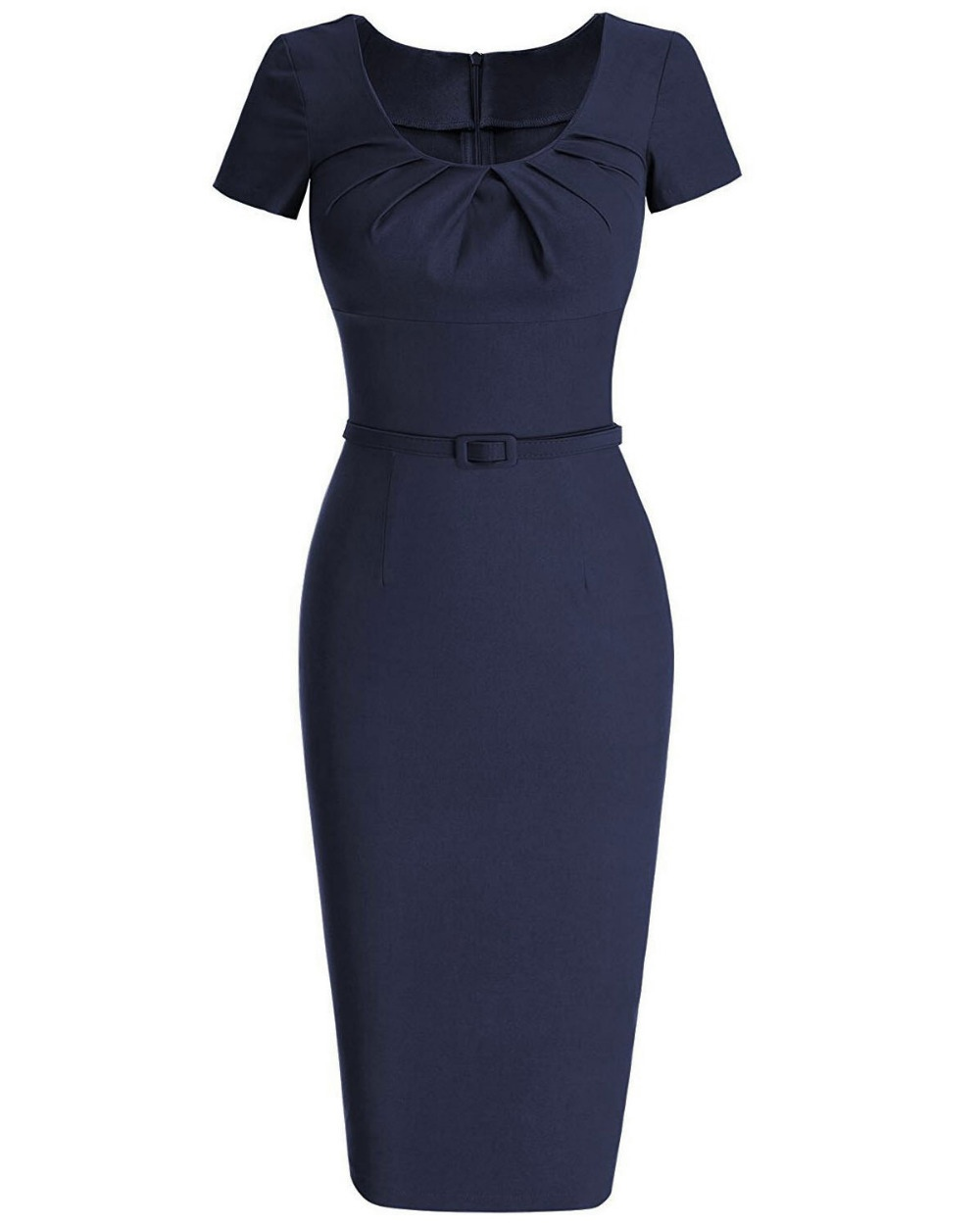 janie-navy-blue-retro-pencil-dress
