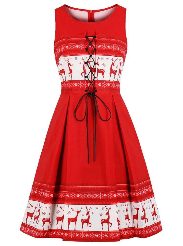 Miss Christmas dress