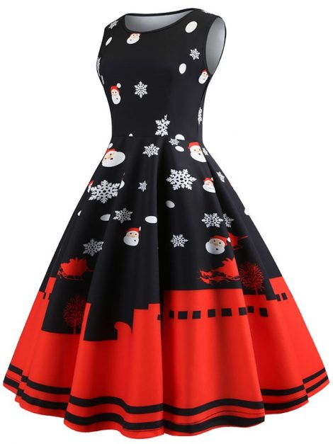 santas-little-helper-christmas-retro-dress