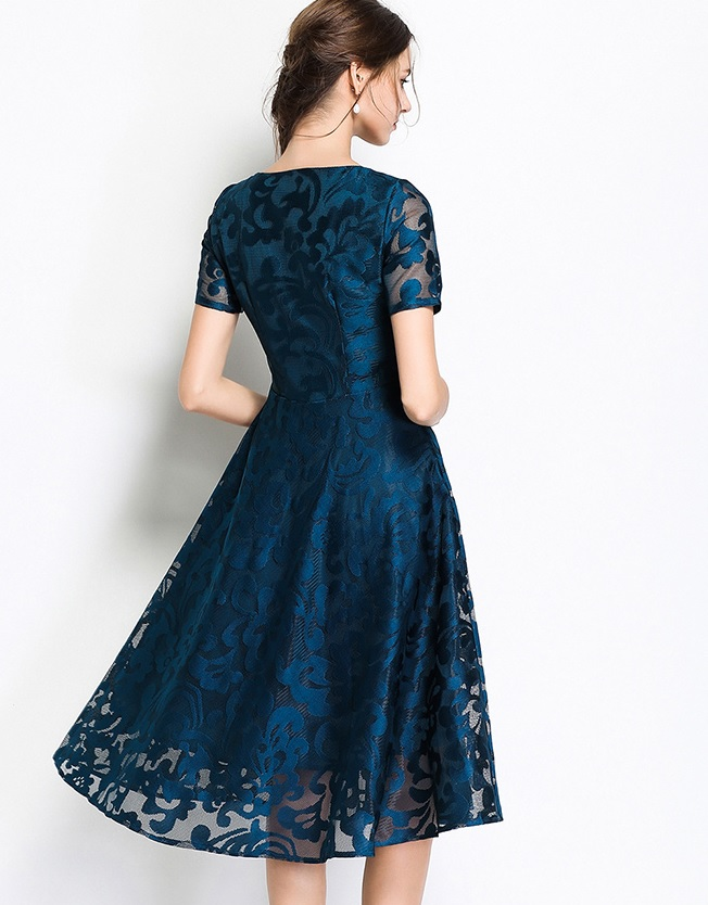 stacy-blue-lace-vintage-evening-dress
