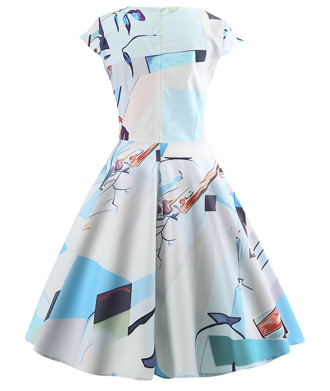 the-abstract-artist-retro-dress