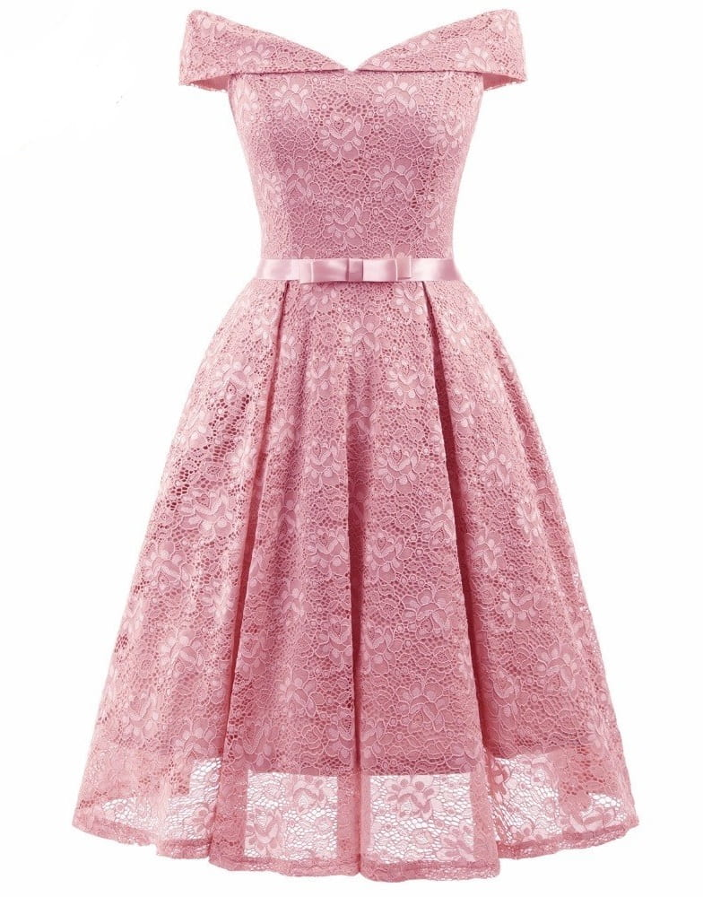 victoria-off-the-shoulder-champagne-pink-lace-vintage-dress