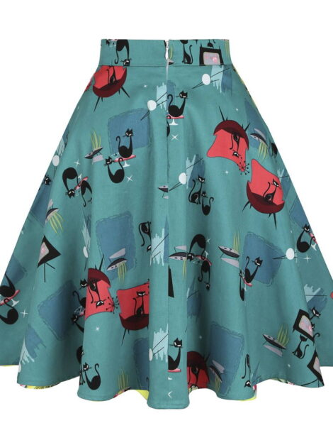 Kitty Telly 50s Skirt