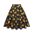 A Right Pear Vintage Style Skirt